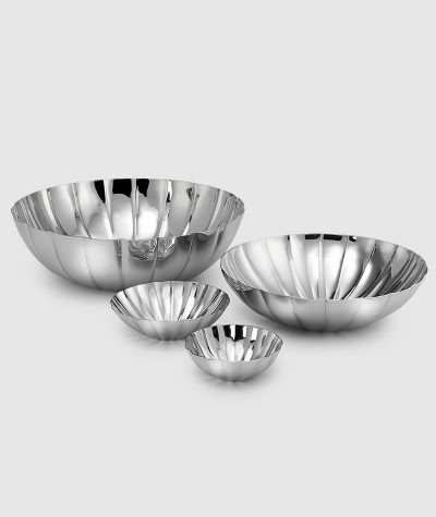 Silhouette Scalloped Bowls (4 Sizes)