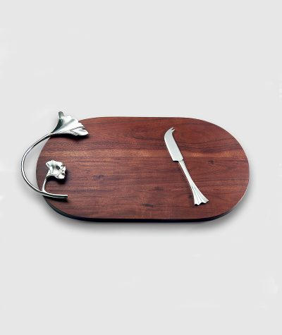 GNKO 001 - Ginkgo Oval Cheese Board